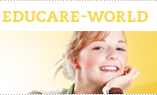 Logo EDUCARE-WORLD