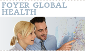 Logo FOYER GLOBAL HEALTH
